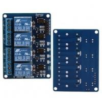 Modulo Shield 4 relés 5Vcc