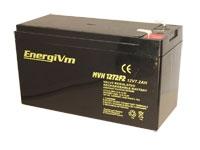 Bateria de plomo 12v 7.2Ah