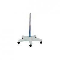 Base rodable 5 ruedas para lupa