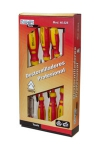 Kit destornilladores profesional 8 piezas.